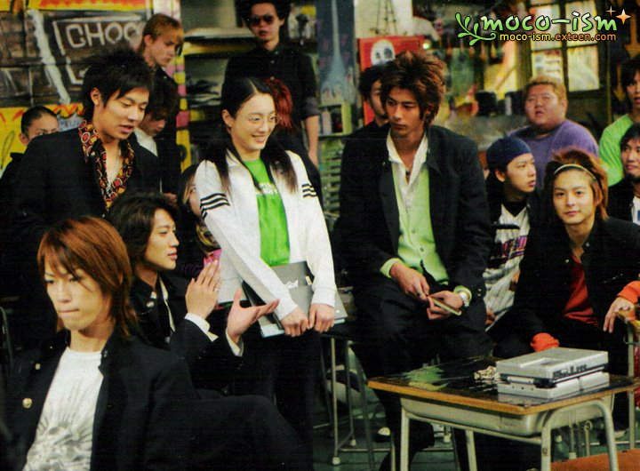 Gokusen: The Movie! | The Fangirl. The Writer. The Dreamer.