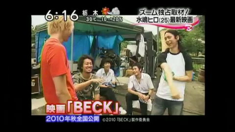 BECK team