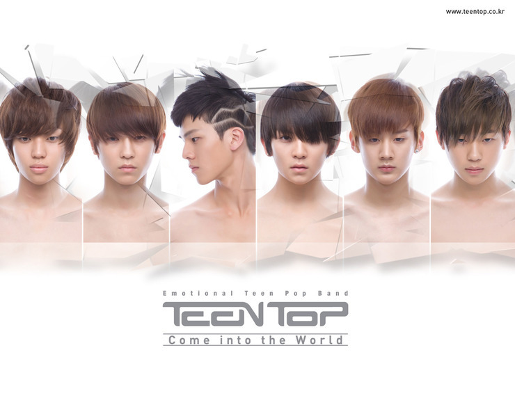 Once you Teen Top, you can't stop! | The Fangirl. The Writer. The ...